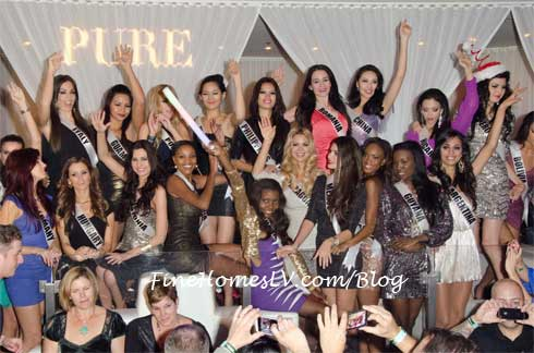 MISS Universe Contestants