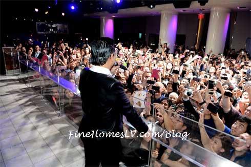PSY at PURE Las Vegas Nightclub