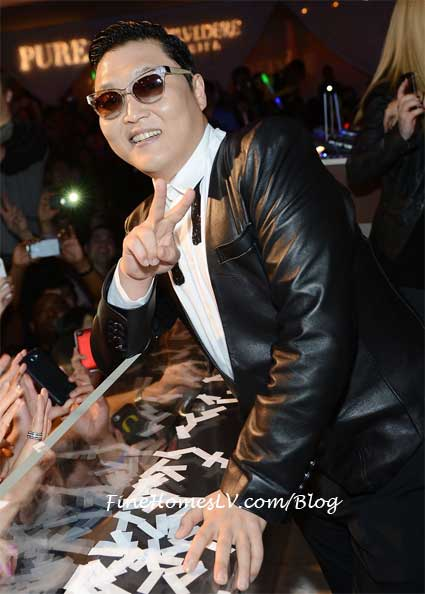 PSY at PURE Nightclub
