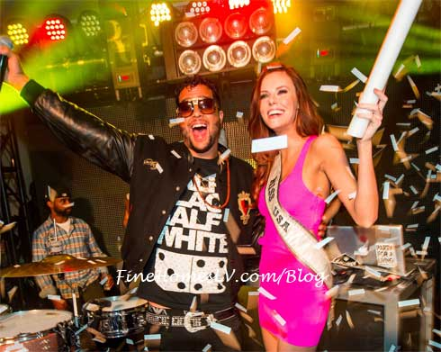 Sky Blu and Alyssa Campanella