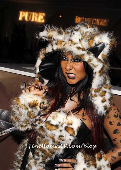 Snooki In Halloween Costume