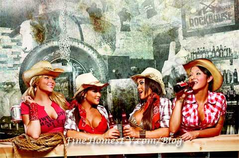 PBR Bikini Girls