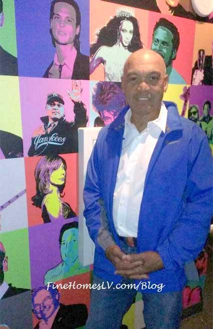 Reggie Jackson at Rockhouse Bar