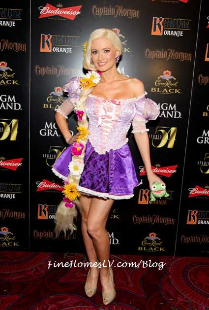 Holly Madison Halloween Costume