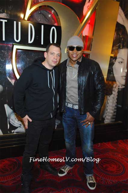 LL Cool J and DJ Z Trip