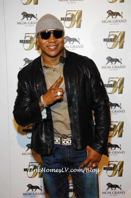 LL Cool J On The Red Carpet At Studio 54