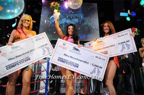 2011 Miss Knockout Winners