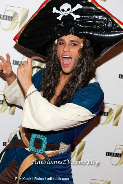 Josh Strickland as Pirate