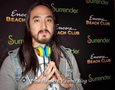 DJ Steve Aoki at Surrender