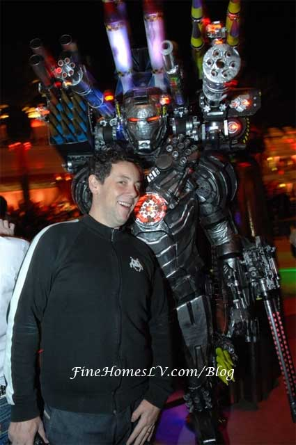 DJ Joachim Garraud and Alien
