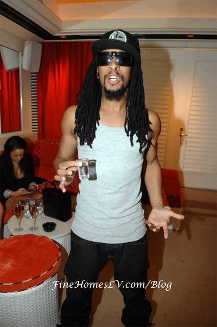Lil Jon at Surrender