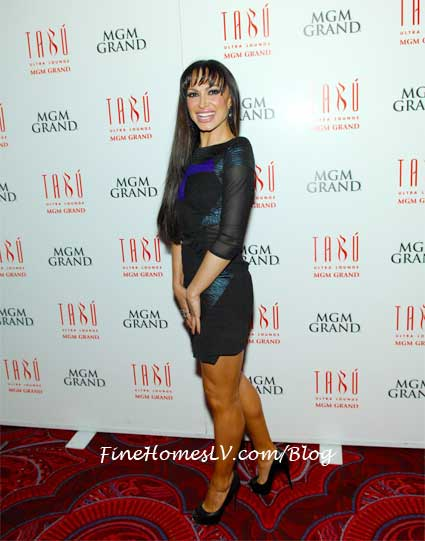 Karina Smirnoff On The Red Carpet