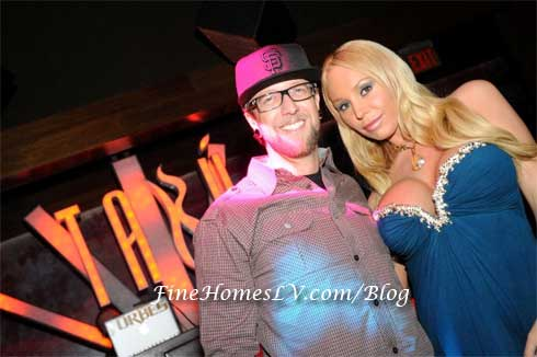 Mary Carey and DJ Scotty Boy