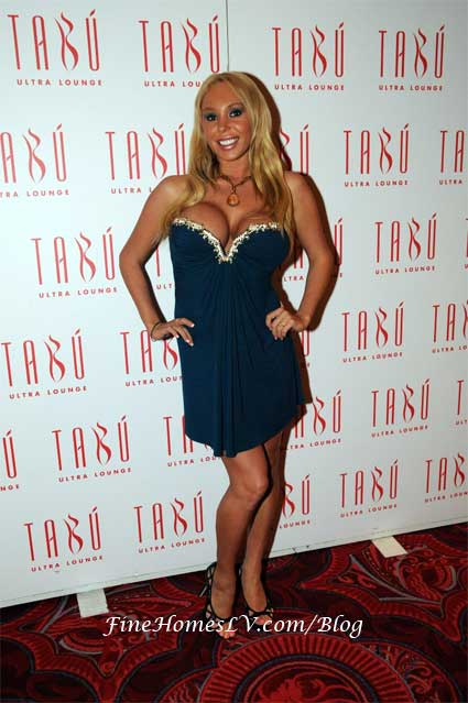Mary Carey at TABU