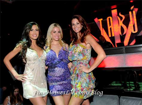 Playboy Playmates at TABU