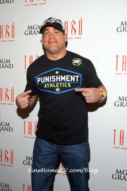 Tito Ortiz at TABU