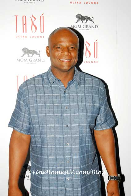 Warren Moon at TABU