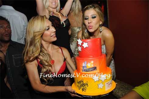 Ani Esmailian Birthday Cake