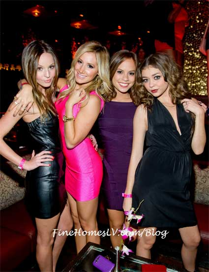 Ashley Tisdale and Srah Hyland