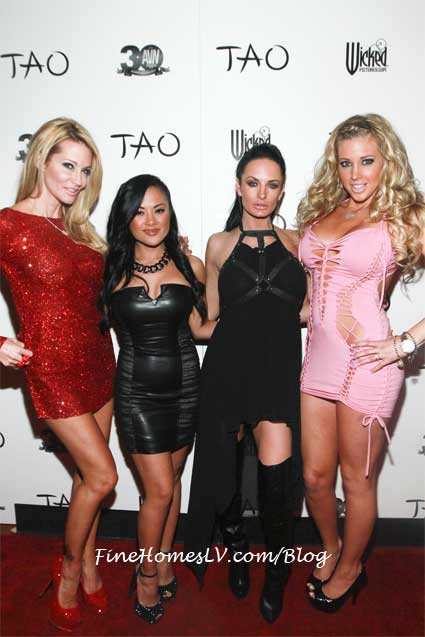 AVN Awards TAO The Wicked Girls