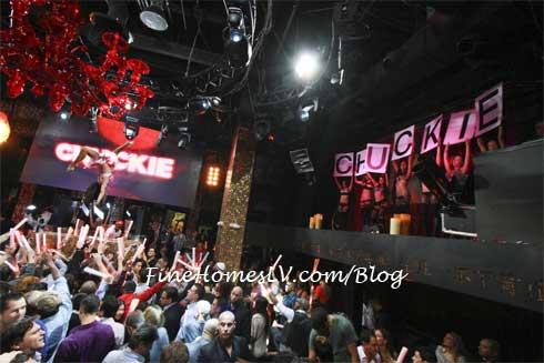 DJ Chuckie at TAO Nightclub