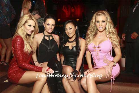 The Wicked Girls At TAO Nightclub