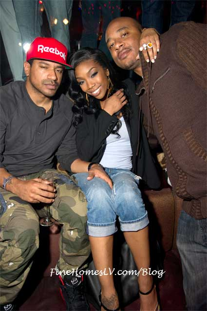 Brandy at TAO Nightclub