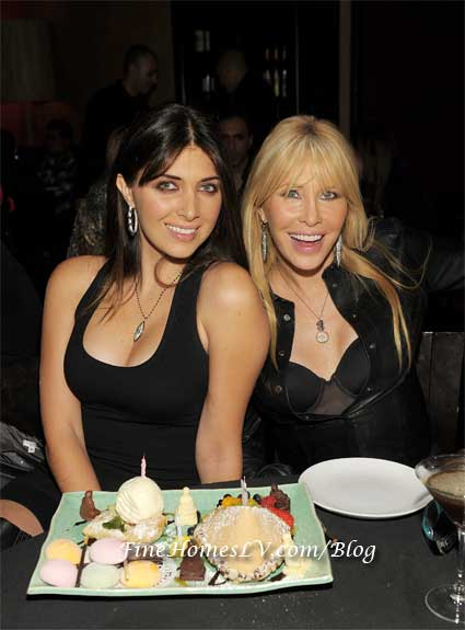 Brittny and Lisa Gastineau