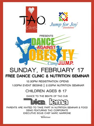 Dance Against Obesity
