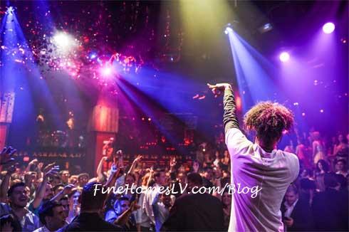 Danny Brown at TAO Las Vegas Nightclub