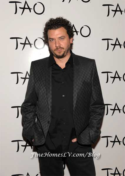 Danny McBride at TAO Nightclub