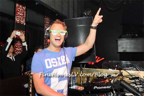 Dash Berlin at TAO Nightclub