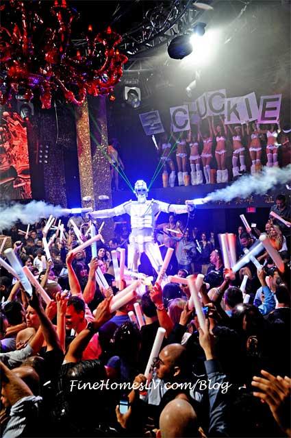 DJ Chuckie at TAO