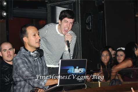 DJ Vice and Chris Mintz-Plasse