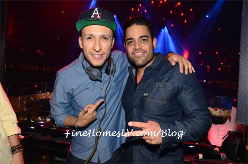 DJ Vice and Mike Shouhed