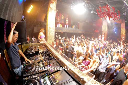 Erick Morillo at TAO Nightclub