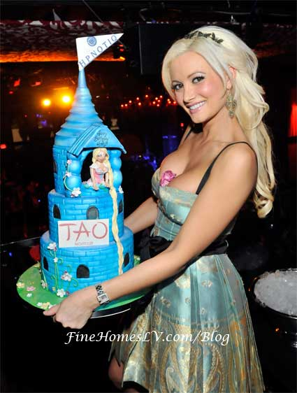Holly Madison Birthday Cake