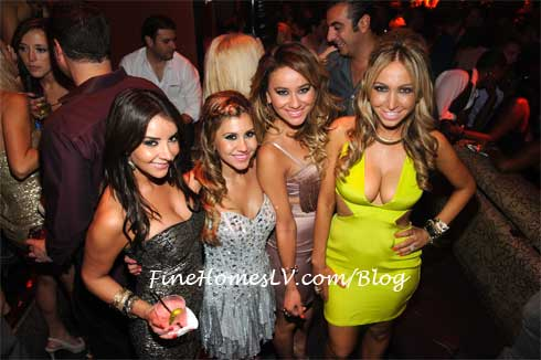 Hollyscoop at TAO