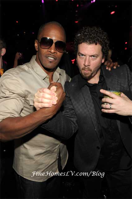 Jamie Foxx and Danny McBride