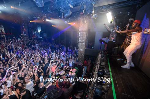 Jason Derulo Performs At TAO At The Venetian