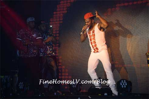 Jason Derulo At TAO Nightclub Las Vegas