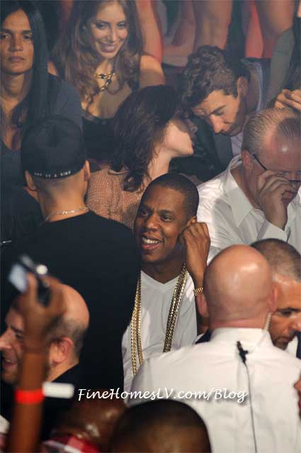 JAY-Z At TAO Nightclub