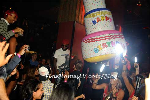 Jermaine Dupri At TAO Las Vegas