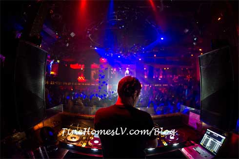 DJ Kaskade at TAO Nightclub