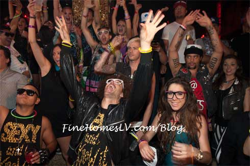 LMFAO and Party Rock Crew