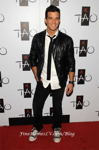 Mark Ballas at TAO