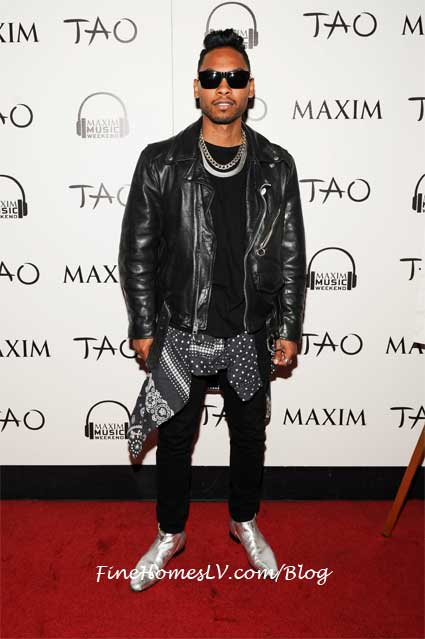 Miguel at TAO Club