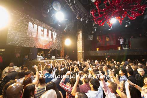 Nelly at TAO Las Vegas