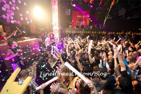 Redfoo at TAO Las Vegas