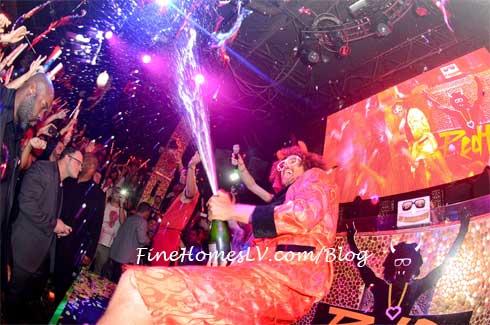 Redfoo at TAO Las Vegas